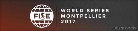 Fise World Montpellier 2017 - Roller Park Finals - Runs & Results