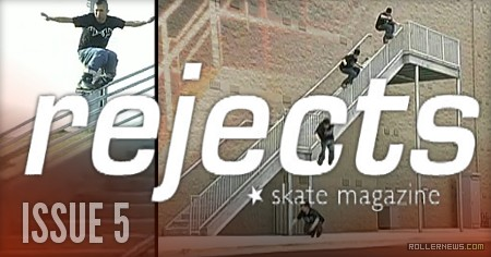Rejects Mag, Issue 5 (2003) Full Video