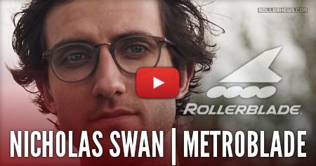 Nicholas Swan - Metroblade (2016)