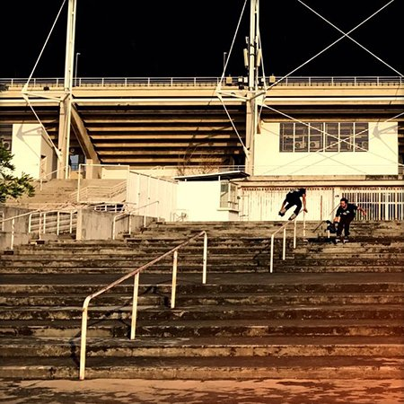 Picture of the day - Ivan Narez filming for Valo 6 in Thailand
