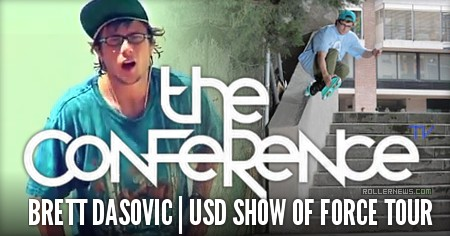 Flashback: Brett Dasovic - USD Show of Force Tour (2010) by Matty Watky