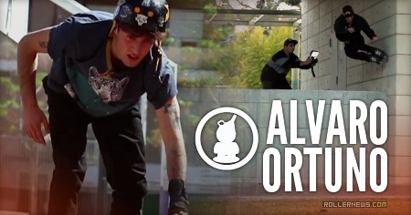 Alvaro Ortuno (Spain) - 2017 Profile by Hojalata Prod