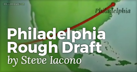 Philadelphia - Rough Draft (2017) by Steve Iacono (ALF)