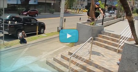 Quick Hits with Miguel Alba (33) - Roller Corp Clips (Panama, 2017)