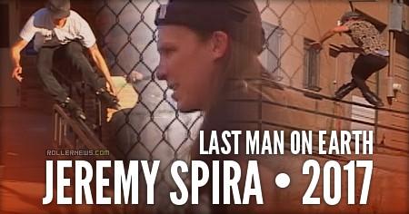 Jeremy Spira - Last Man On Earth (2017) by Jim Kobryn
