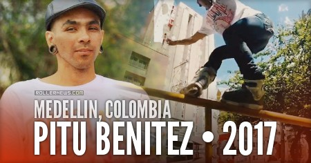 Pitu Benitez (Medellin, Colombia) - Edit by Ivan Higgins (2017)