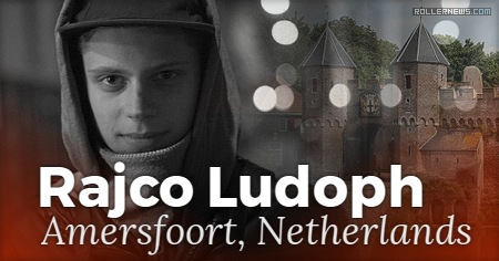 Rajco Ludoph (Netherlands, 15) - Street Edit