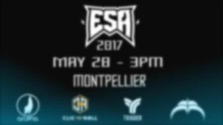 Clip of the Day - Victor Daum, 2nd place at the ESA 2017 (Montpellier, France)