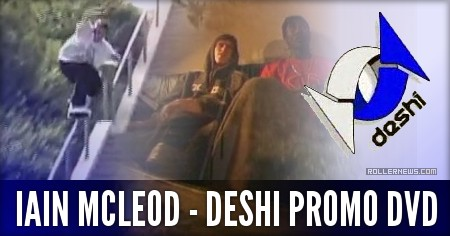 Iain Mcleod - Deshi Promo Dvd (200x)