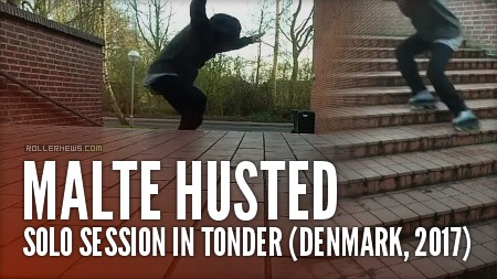 Malte Husted - Short Solo Session in Tonder (Denmark, 2017)