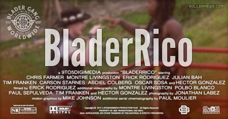 Bladerrico (2017) by Erick Rodriguez - Trailer