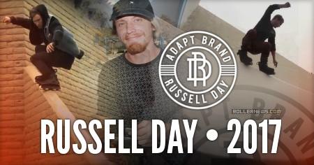 Russell Day (31) - Happy 31st Birthday, Adapt Edit (2017)
