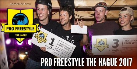 Pro Freestyle - The Hague 2017 - (Netherlands) - Video, Report & Results
