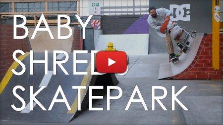 The Youngest Skatepark Shredder Ever