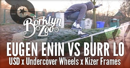 Eugen Enin vs Burr Lo | Borklyn Zoo (2017)
