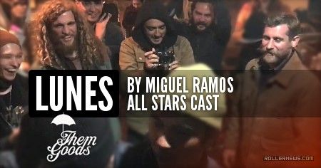 Lunes (Themgoods, June 2017) by Miguel Ramos - All Stars Cast: Jeff Stockwell, Erik Bailey, Victor Arias, Randy Spizer, Jon Julio, Azikiwee Anderson & Friends!