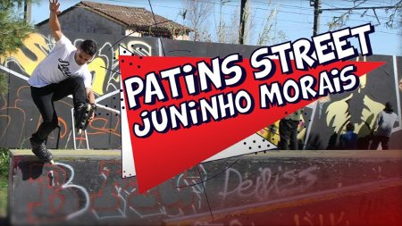 Juninho Morais (Brazil) - Park Session in Spain (2017)