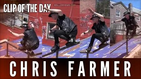 Clip of the Day: Chris Farmer - Kinkrail