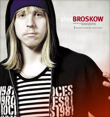 #TBT: Alex Broskow - ONE Mag, Issue #2 - Interview (2006)