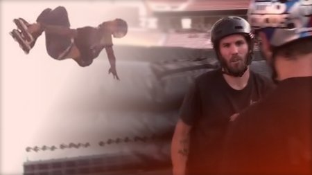 Chris Haffey - Nitro Circus Clips (2017) 900 & 720 Crash
