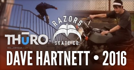Dave Hartnett: Thuro + Razors (2016) Edit