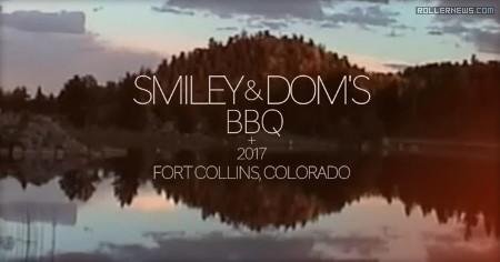 Smiley & Dom's BBQ (2017) by Austin Bartels, Anthony Medina & Timona Kasue