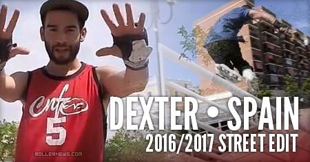 Dextex - BCN Rollers - Street Edit (2016 - 2017)