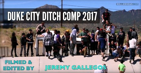 Duke City Ditch Comp (New Mexico, 2017) - Edit by Jeremy Gallegos