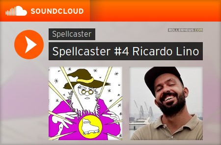 Spellcaster (2017) by Tom Mosher (Canada) - Audio Podcast with Ricardo Lino
