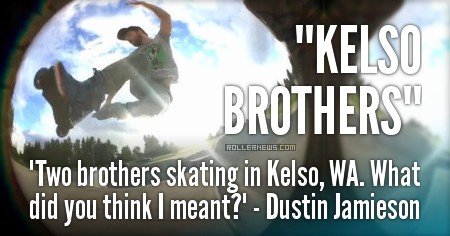 Dustin Jamieson - Kelso Brothers (2017)