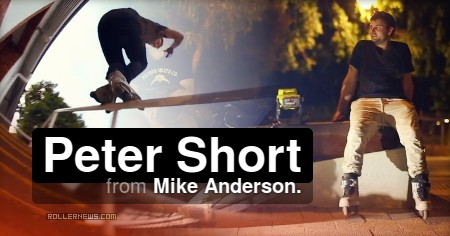 Peter Short (Australia) - Street & Park Clips by Mike Anderson