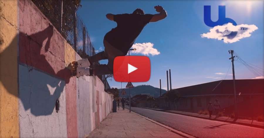 Scapetown (South Africa) Freeskating with Earl Abrahams, Ricardo Lino & Greg Fraser - Undercover Wheels Edit (2017)