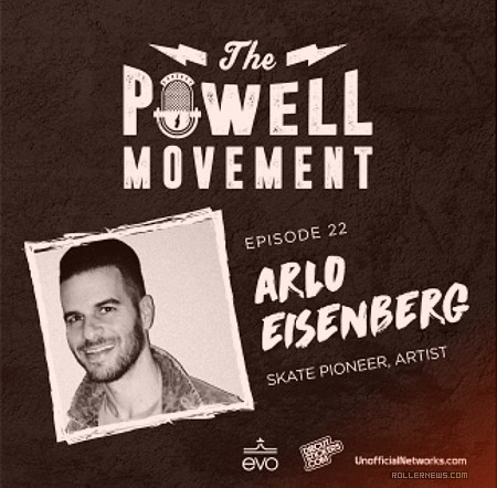 Arlo Eisenberg - The Powell Movement, Podcast (June 2017)