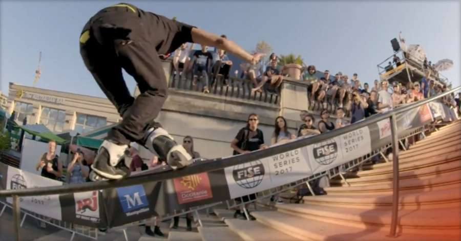 FISE World Montpellier 2017 (France) - Slopestyle Cup Highlights