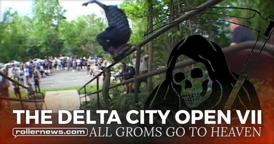 The Delta City Open VII (Detroit, Michigan 2017) - Haunted Edit by Matt Oz