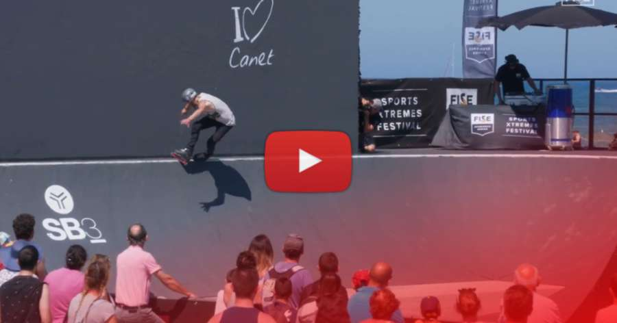 FISE Xperience Canet 2017 (France) - Winner: Jeremy Melique