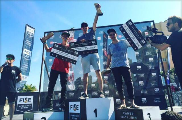 FISE Xperience Canet 2017 (France) - Winner: Jeremy Melique