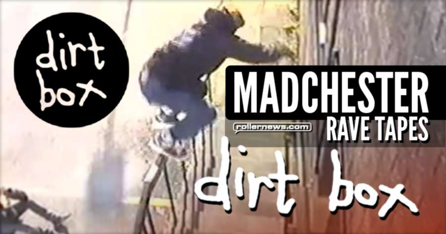 Dirt Box - Madchester (Rave Tapes) - Trailer, Video Out NOW