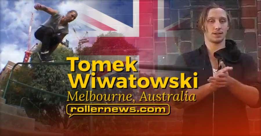Tomek Wiwatowski (Melbourne, Australia) - Street Edit (2016-2017) by Glenn Beardmore