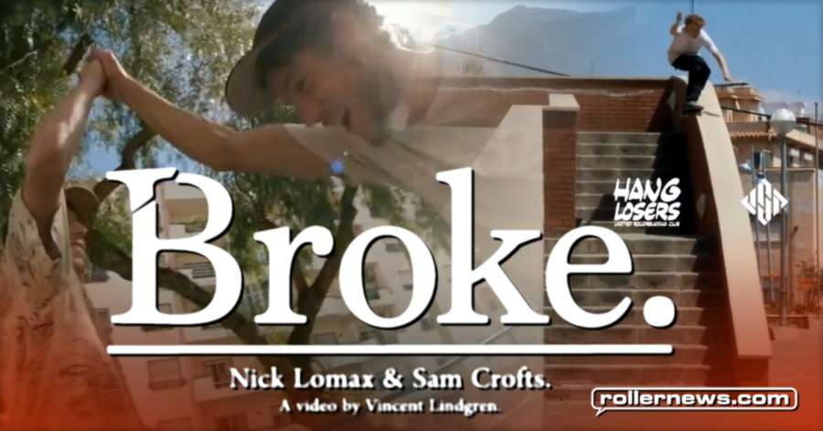 Broke. | VOD trailer | USD Skates (2017)