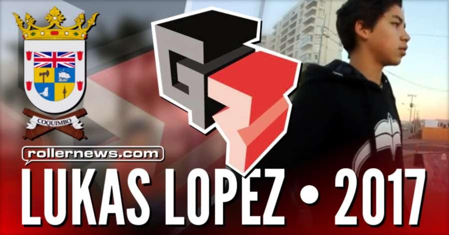 Young Blood: Lukas Lopez (13, Chile) - Golpe Park Edit (2017)