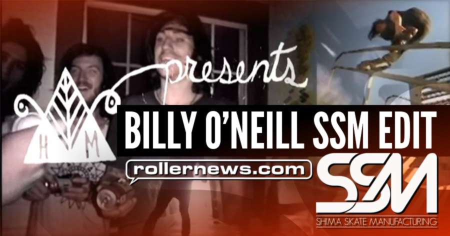 Billy O'Neill - SSM Edit (2013) by Haitian Mag