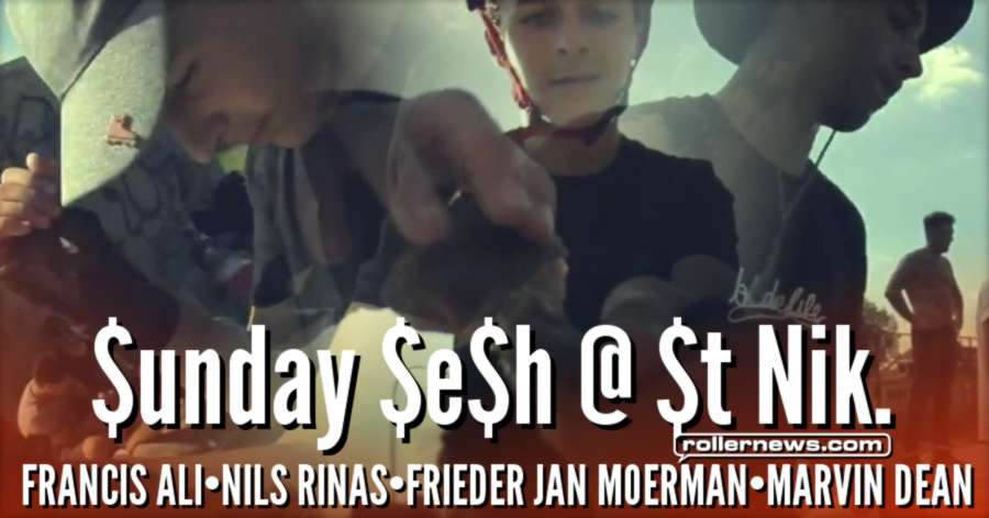Francis Ali, Nils Rinas & Friends - Sunday Session in Sint Niklaas (Belgium, 2017)