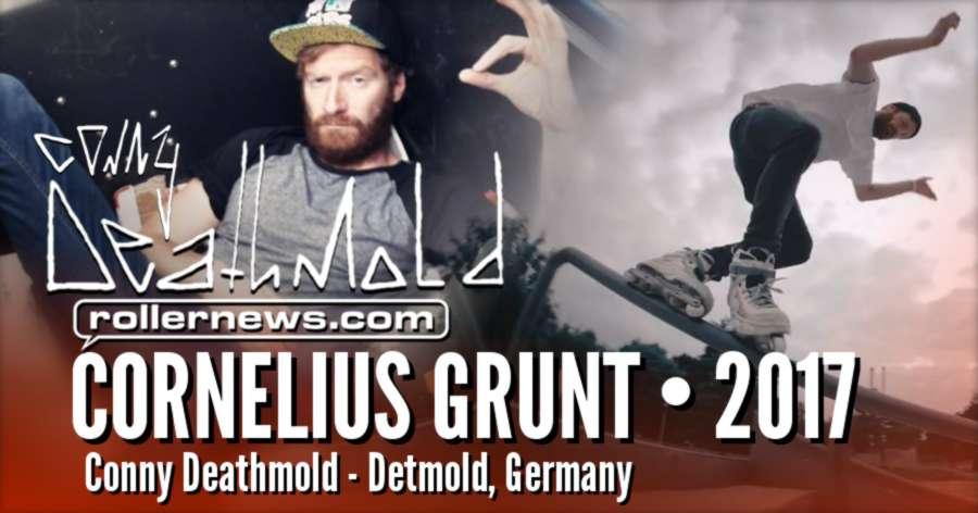 Cornelius Grunt (31, Germany) - Park Edit (2017) by Florian Emminghaus