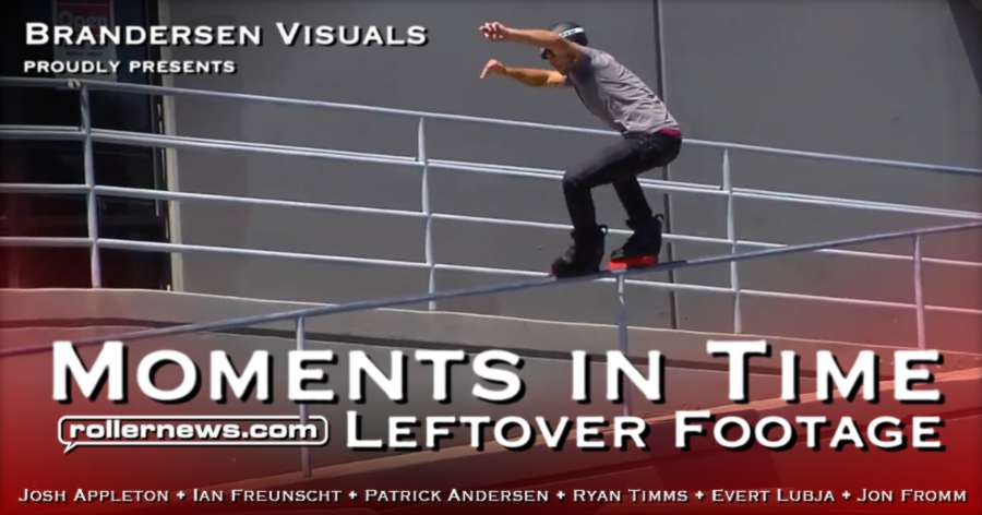 Moments in Time (2017) by Brandon Anderson - Leftover Footage