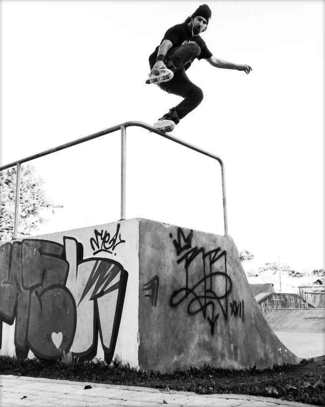 Picture of the day: Carlos Pianowski - Backslide Gap 180