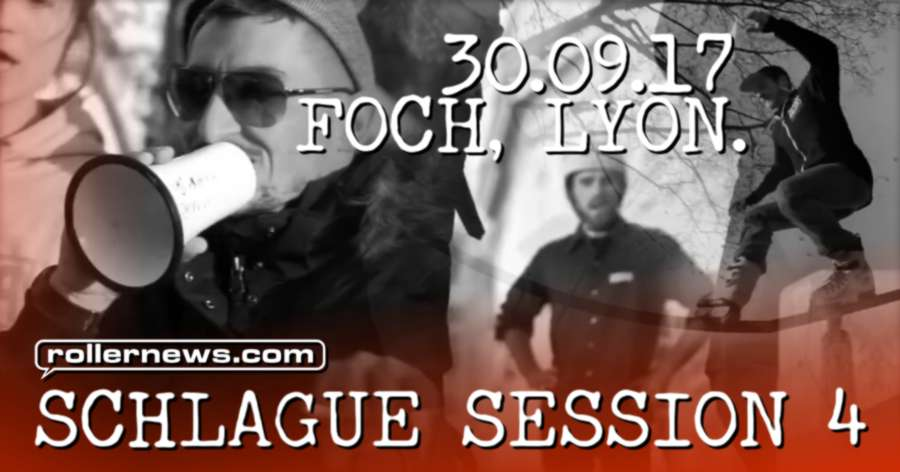 Schlague Session 4 - Lyon (France) 30.09.2017 - Promo Edit