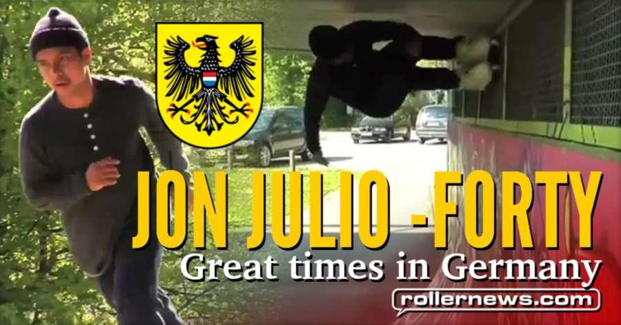 Jon Julio - Great Times in Germany, Park Clips (2017)