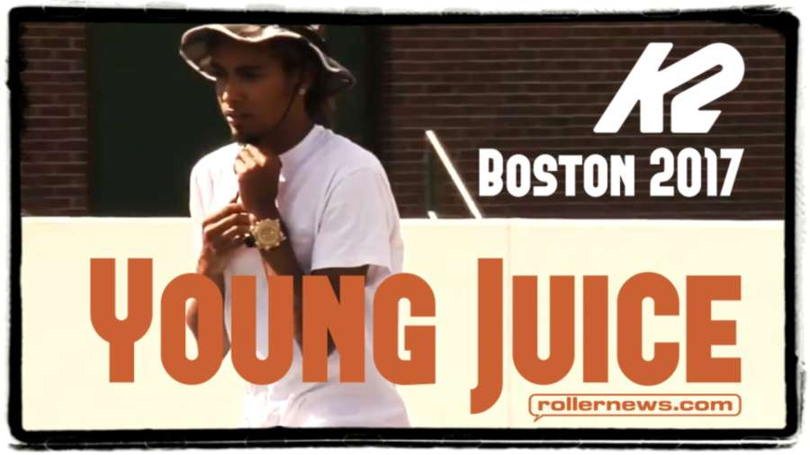 Young Juice - Boston 2017, Street Edit
