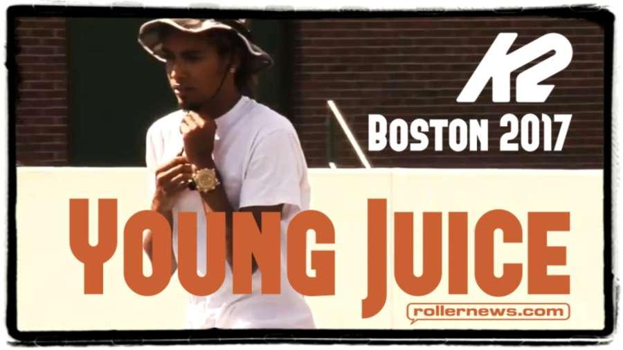 Young Juice - Boston 2017, Street Edit